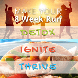 An 8-week Run to Lose Bloat and Melt Belly Fat